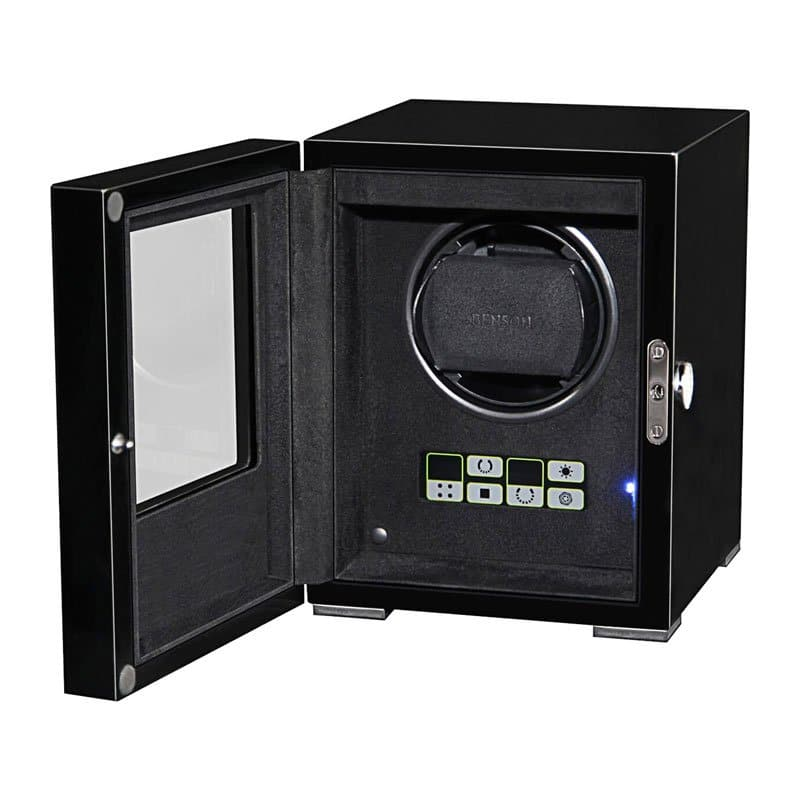 BEN00012-Benson Black Series 1.16.B Watch Winder