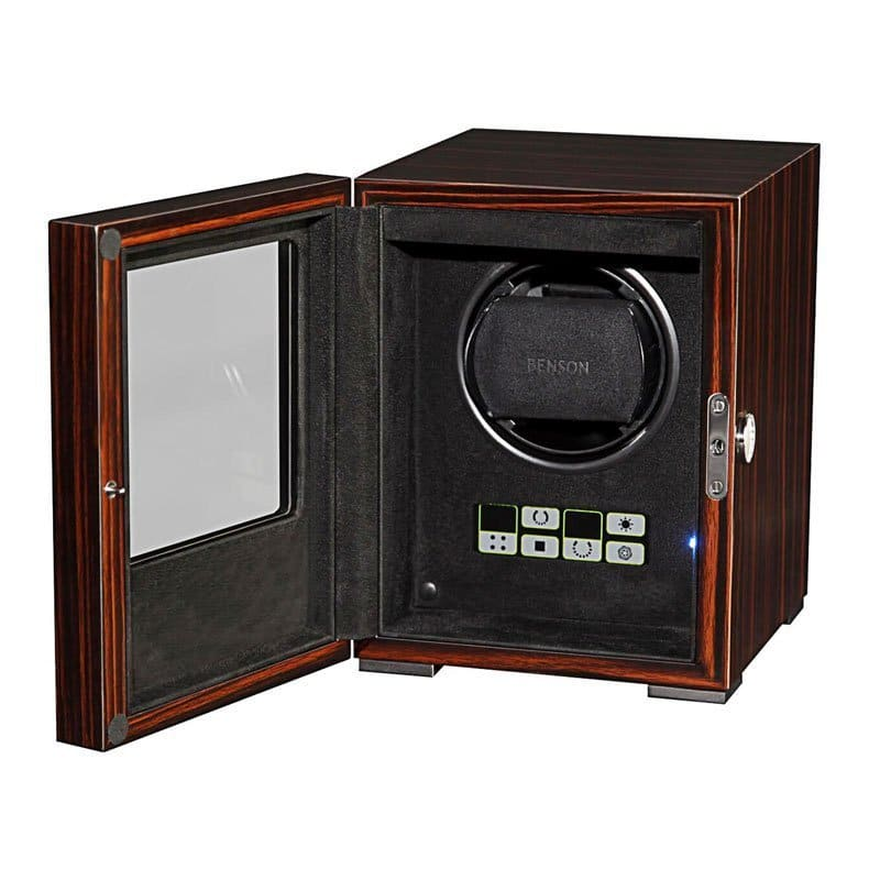 BEN00013-Benson Black Series 1.16.MA Watch Winder