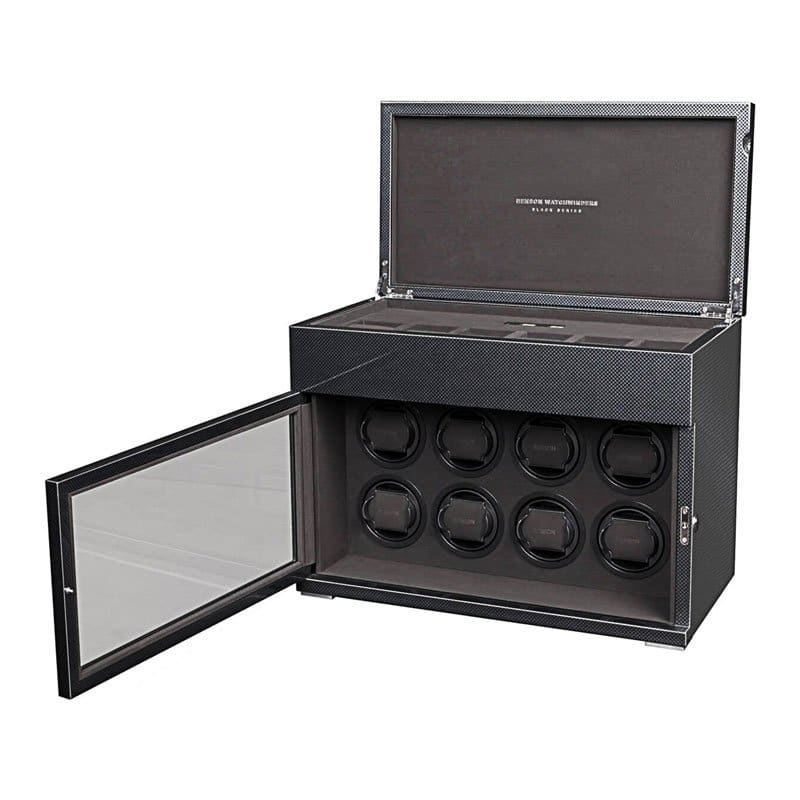 BEN00019-Benson Black Series 8.16.CF Watch Winder