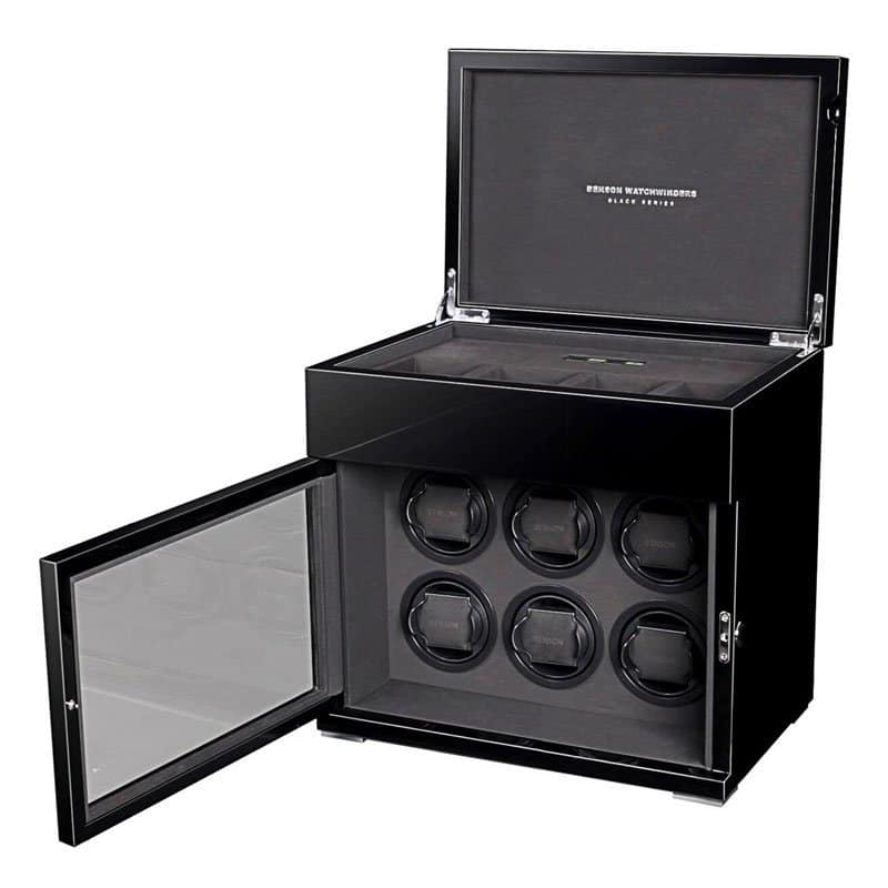 BEN00024-Benson Black Series 6.16.CF Watch Winder