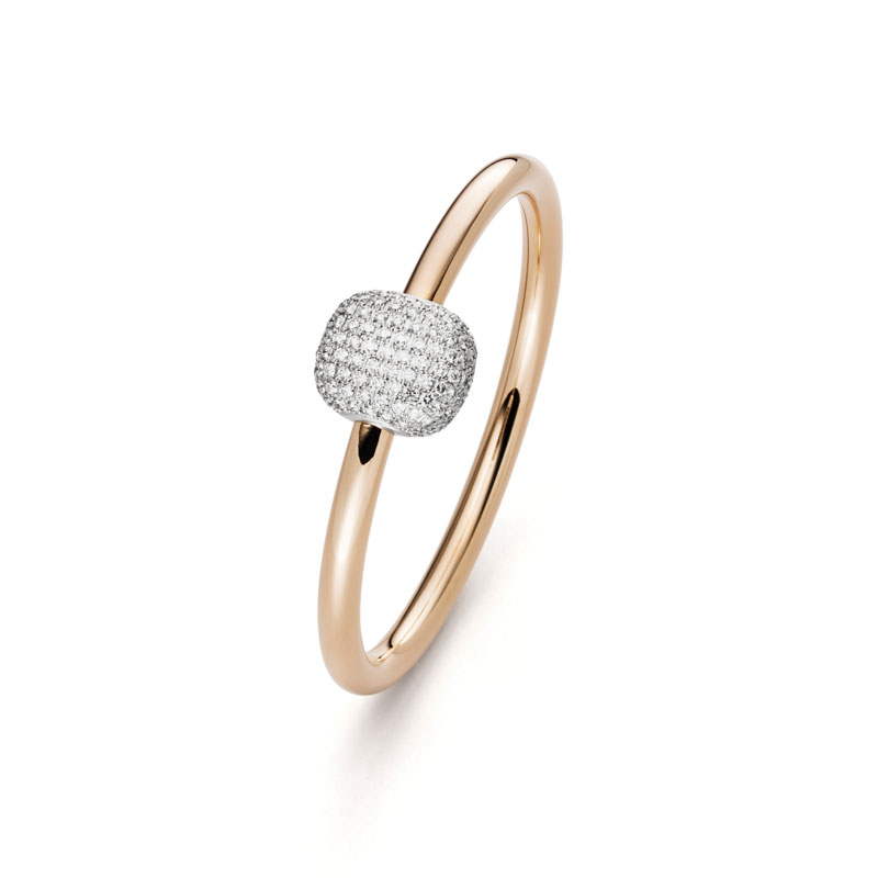 IsabellaFa Flix Flex 5mm Diamond Pavé Round Bangle ISF00001 : Style No 02127:5:KIS:ARM