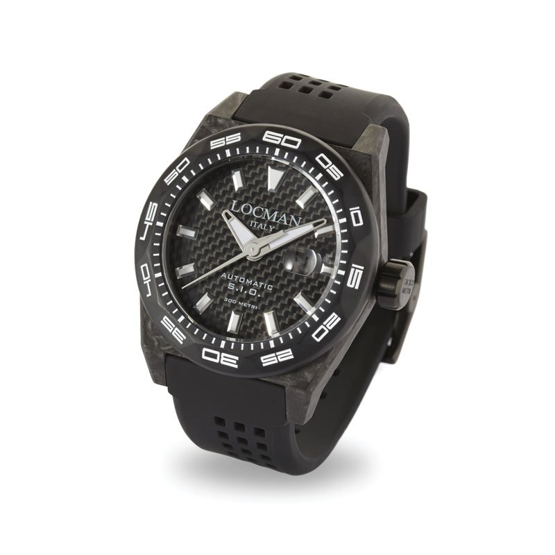 Locman-Stealth-300MT-Only-Time-Automatic-LOC00095-Reference-No-216CRBCSTBK
