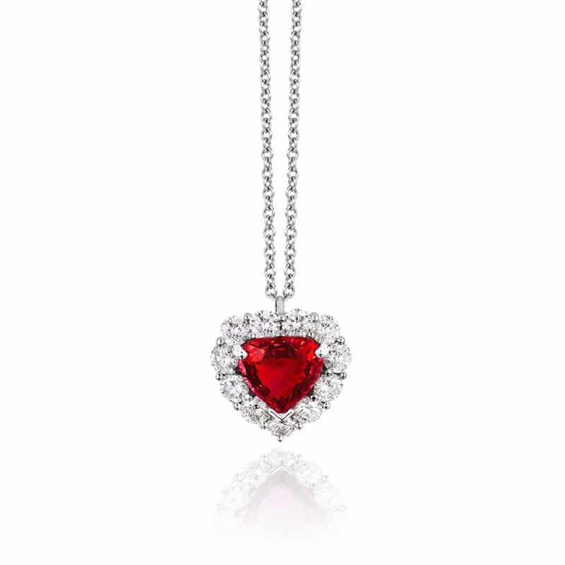 BCO00062-Bayco-Ruby-Heart-Pendant