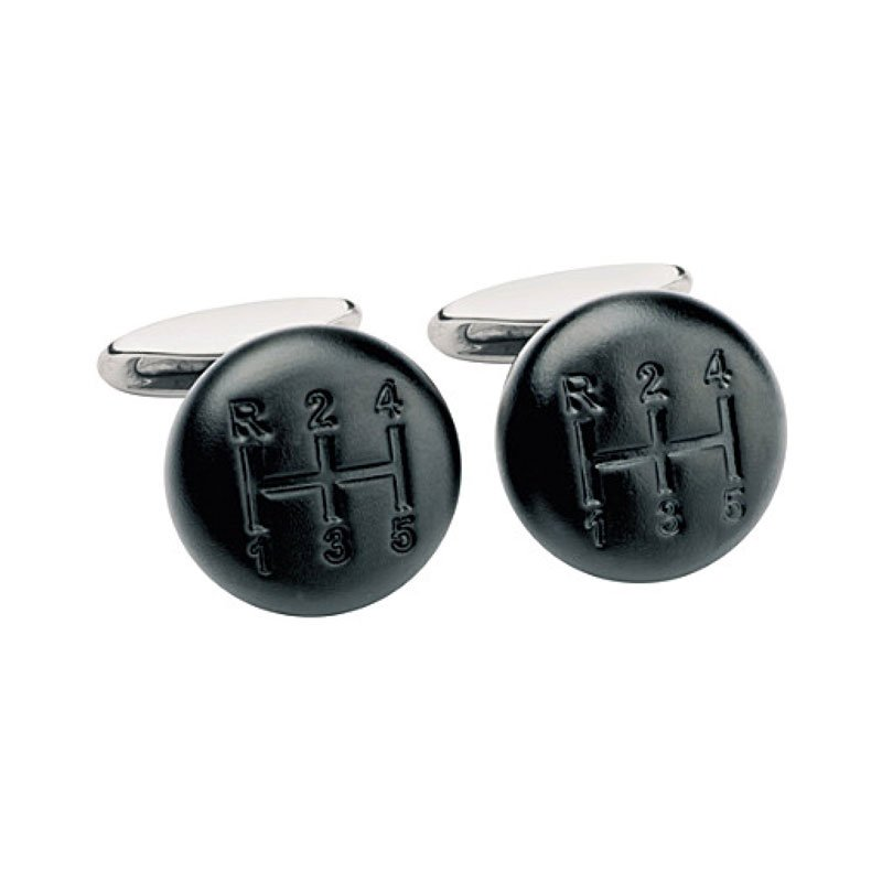 CHP00626-Chopard Shift Knob Cufflinks