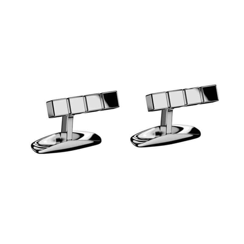 CHP01409-Chopard Ice Cube Cufflinks