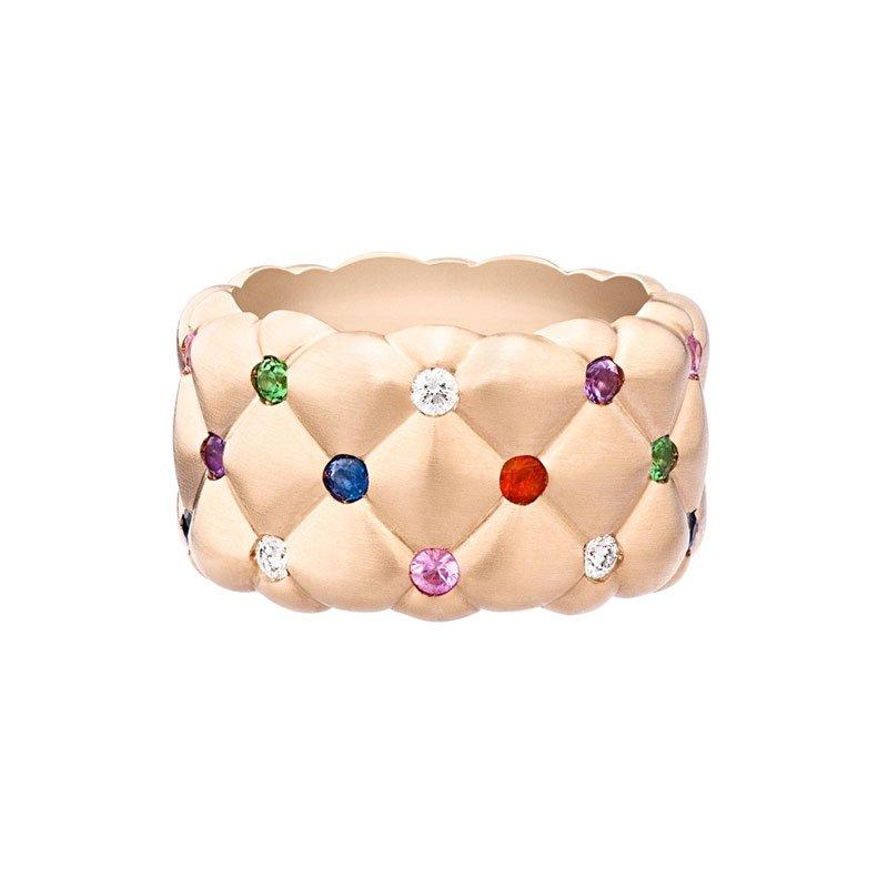 FB00663-Fabergé Treillage Ring