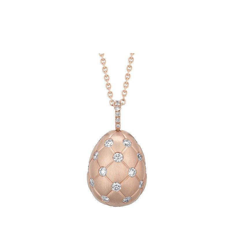 FB00666-Fabergé Treillage Pendant