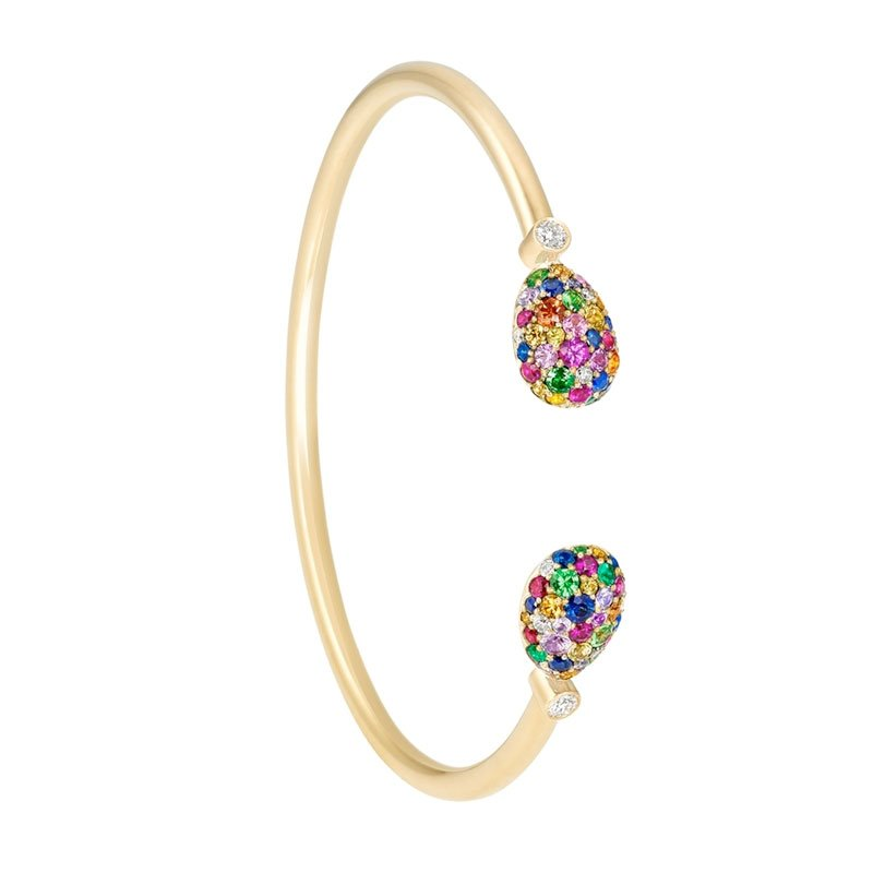 FB00675-Fabergé Emotion Bangle