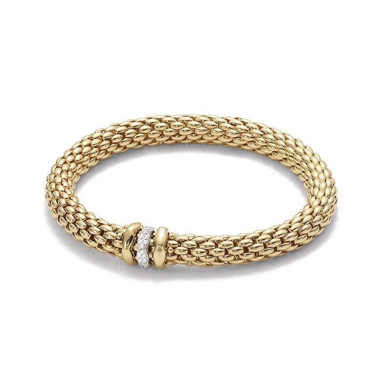 FOP00062-Fope-Flexit-Love-Nest-Diamond-Bracelet-