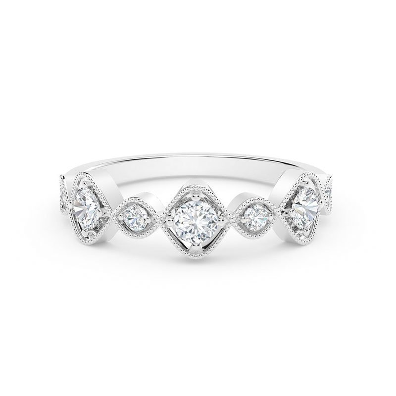 FVR00244-Forevermark-Tribute-Vintage-Diamond-Ring