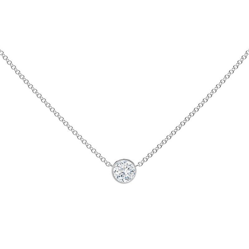 FVR00248-Forevermark-Tribute-Round-Diamond-Necklace