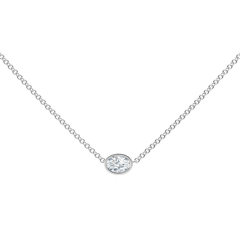 FVR00249-Forevermark-Tribute-Oval-Diamond-Necklac