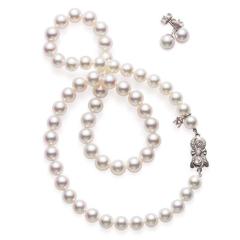 MIK00901-Mikimoto-Akoya-Pearl-Princess-Set