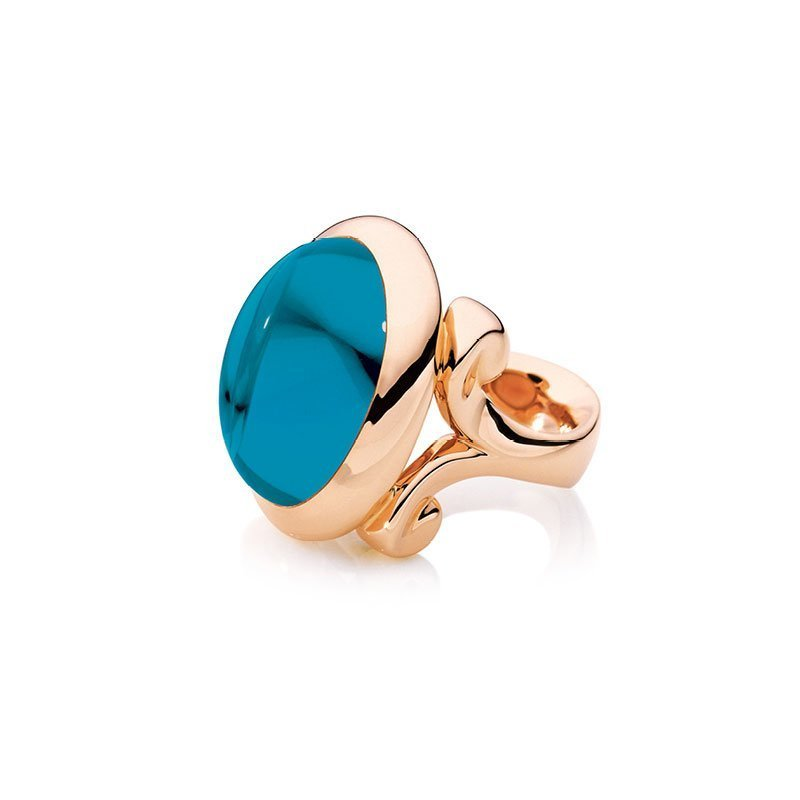 TAM00733-Tamara Comolli London Topaz Hippie Glam Ring