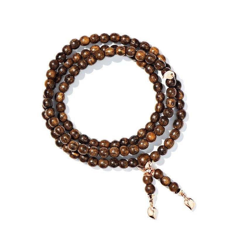 TAM01000-Tamara Comolli Agar Wood India Bracelet