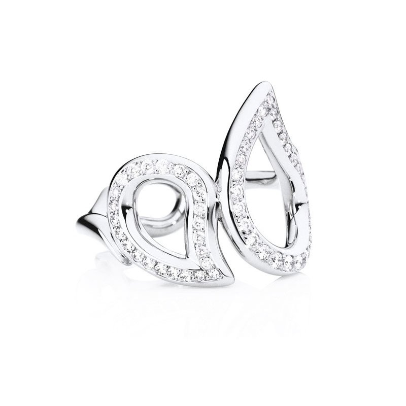 TAM01033-Tamara Comolli Signature Ring Diamond Pave