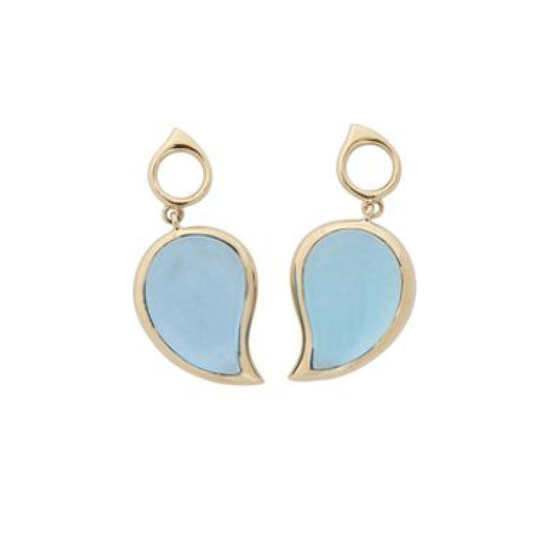 TAM01042-Tamara Comolli Swiss Topaz Drop Earrings