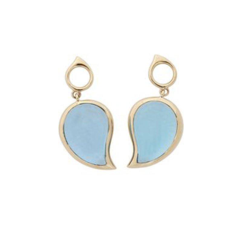 TAM01042-Tamara Comolli Swiss Topaz Drop Earrings