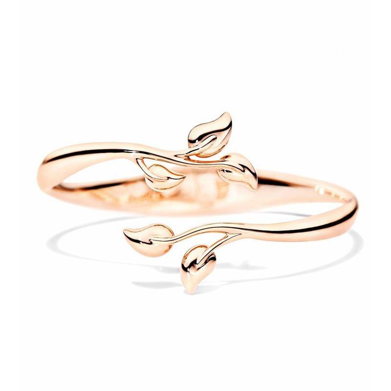 TAM01071-Tamara Comolli Rose Gold Fairy Bangle