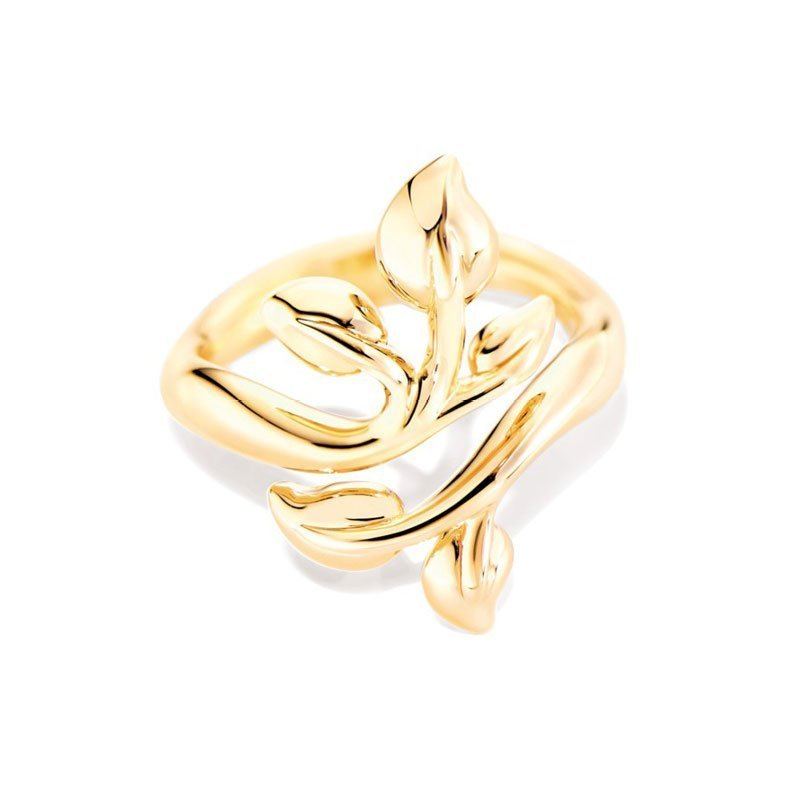 TAM01073-Tamara Comolli Yellow Gold Fairy Ring