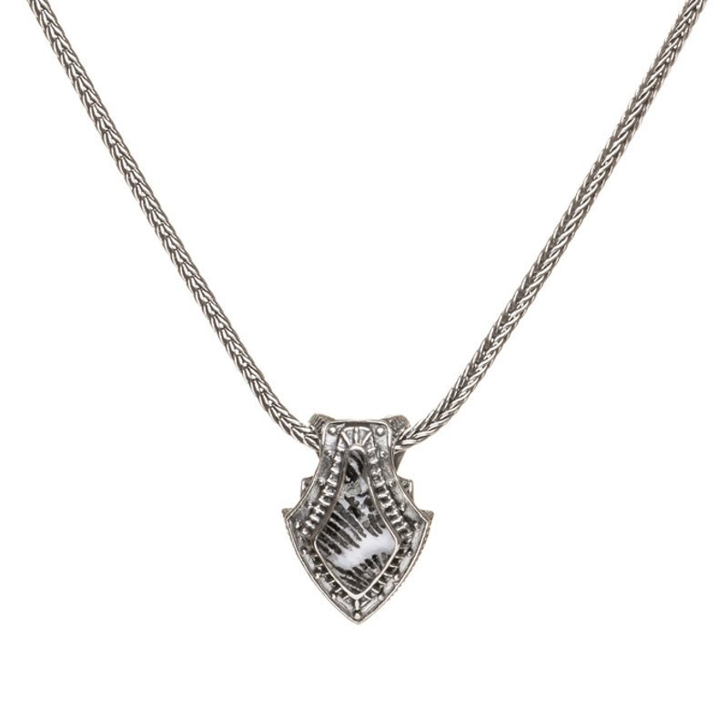 WHY00031-Style-No-P4-DB-GR-William-Henry-Halbert-Pendant-Necklace