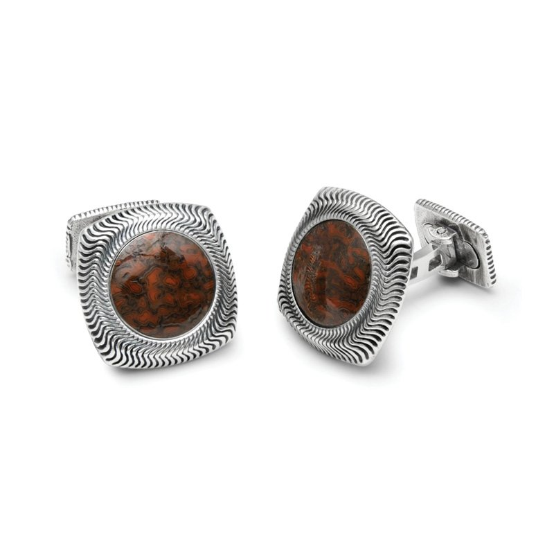 WHY00049-Style-No-CL2-2-William-Henry-Dino-Cufflinks