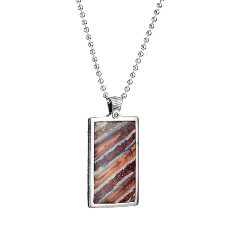 WHY00081-Style-No-P29-MT-BR-William-Henry-Mammoth-Apex-Pendant-Necklace