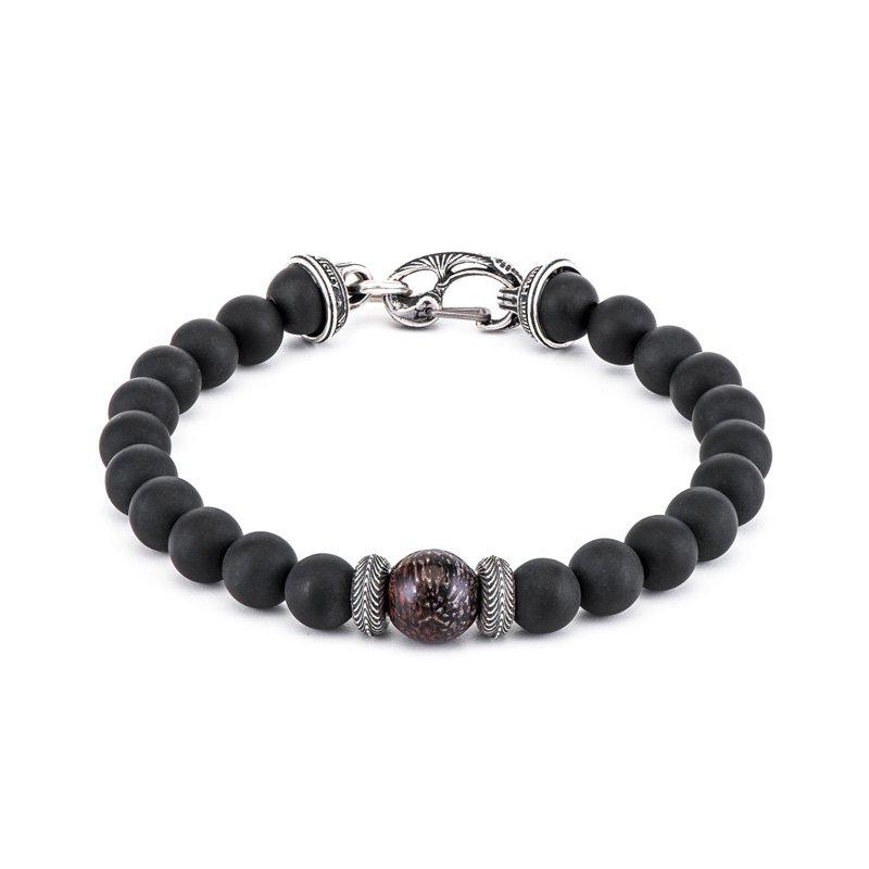 WHY00109-Style-No-BB6-DB-RB-William-Henry-Gentis-Bracelet