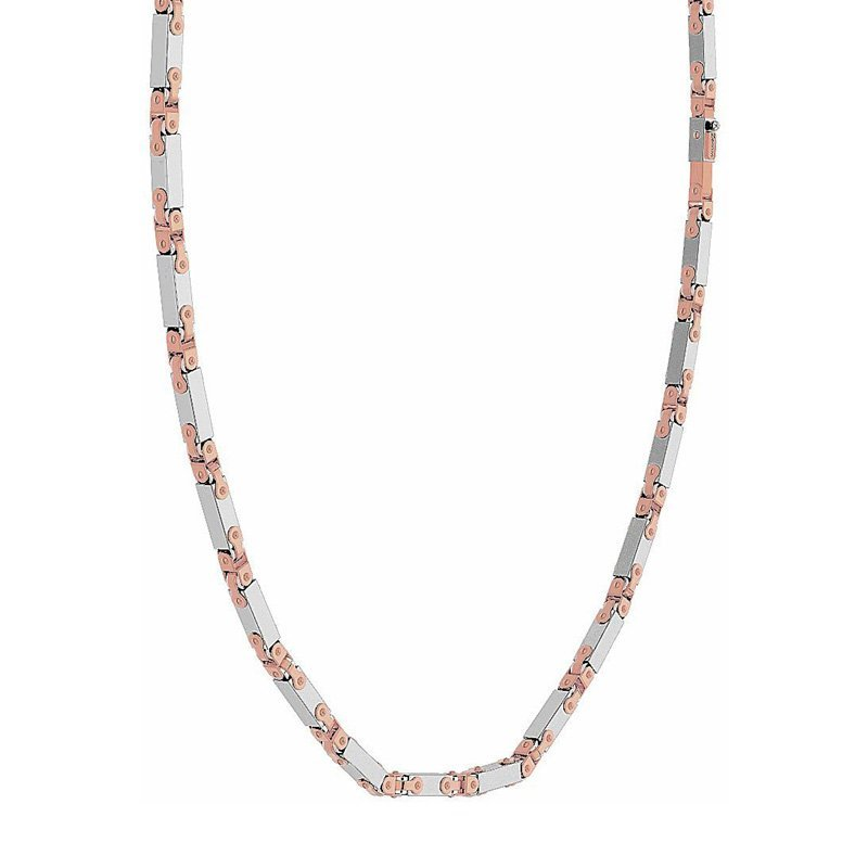Zancan-Eternity-Necklace-ZAN00110-Style-No-EC430BR