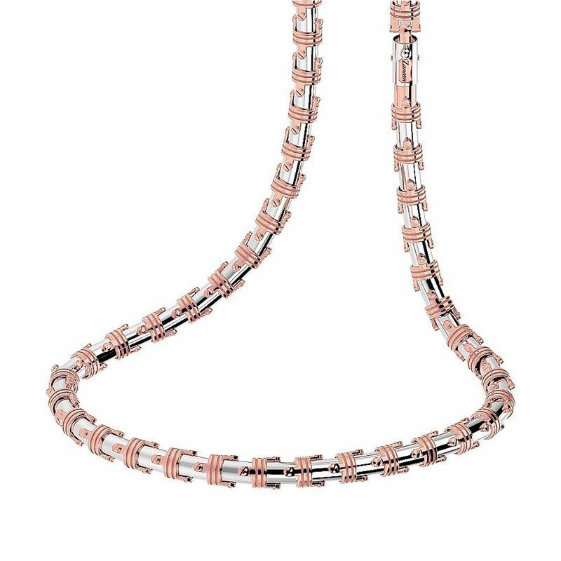 Zancan-Eternity-Necklace-ZAN00111-Style-No-EC433BR