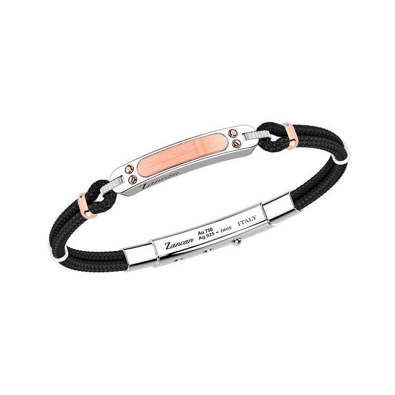 Zancan-Rekord-925-Bracelet-ZAN00160-Style-No-EXB785R-N