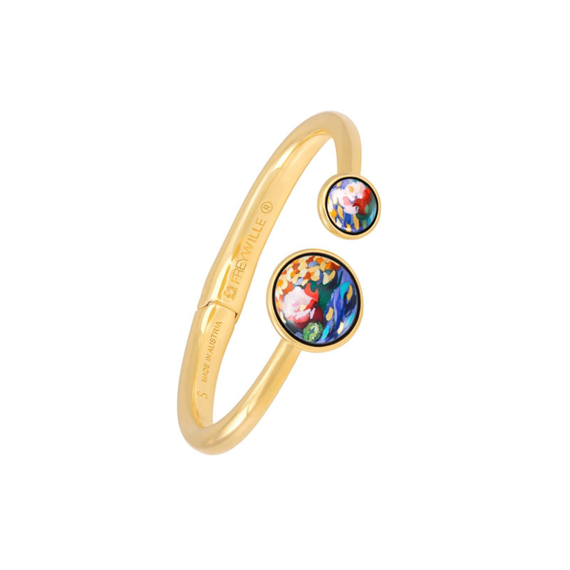 FreyWille-Claude-Monet-Orangerie-Spring-Clasp-Bangle-FEW00658-CM461CD1_11-M