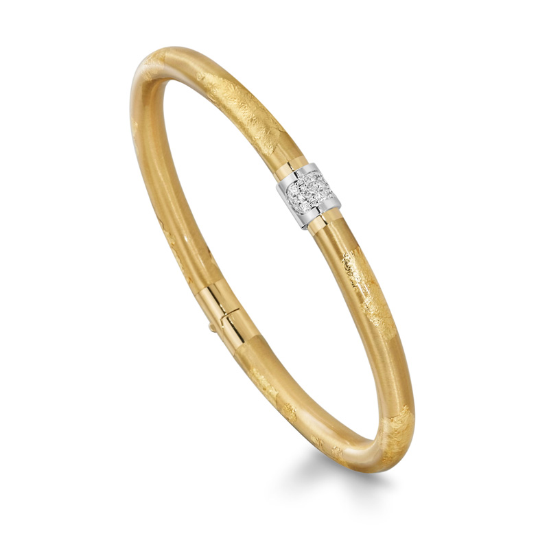 SOHO-18kt-Gold-and-YellowEnamel-Bangle-SO00804-_-Style-No-1939XSD-NEWFOLIA