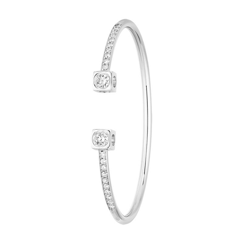 dinh-van-Le-Cube-Diamant-bangle-DVN00090Style-No-308712-17cm